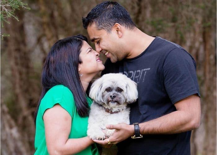 Small Dog Pet Portrait Melbourne, pet photographer